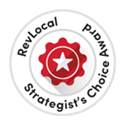 Strategist Choice Award Badge
