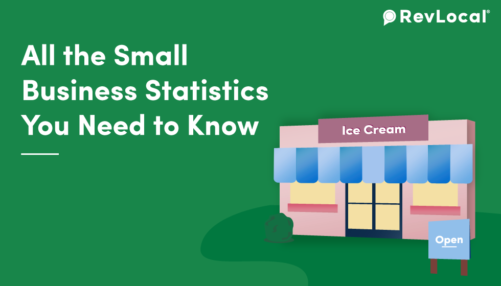 All the small business statistics you need to know