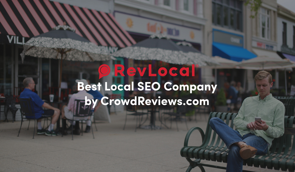 Best local SEO company by crowd reviews dot com