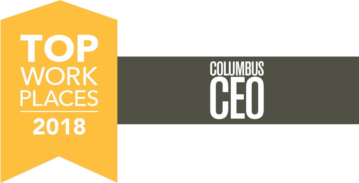 Columbus CEO Top Work Places 2018 winner
