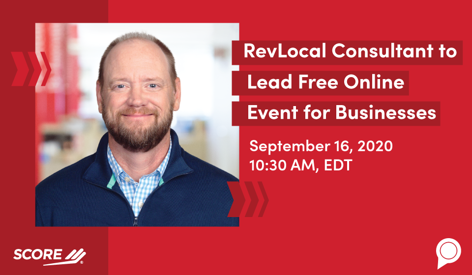 RevLocal Consultant to Lead Free Online Event for Businesses