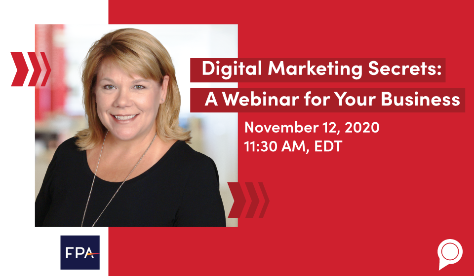 Digital Marketing Secrets: A Webinar for Your Business